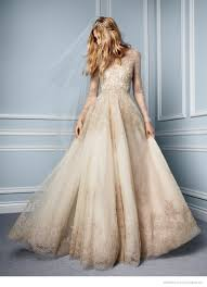 monique lhuillier bridal heidi mount makes an ethereal bride for monique lhuillier u0027s spring