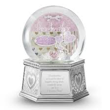 baptism snow globes 40 best snowglobes images on water globes snow and
