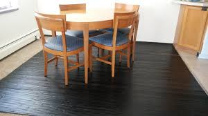 flooring over carpet bamboo wall panelling as a dining room rug