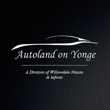 nissan canada yonge and steeles autoland on yonge youtube
