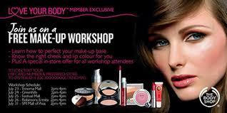 makeup artist workshops make up workshop make up