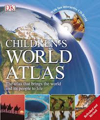 Children S Map Of The World by Children U0027s World Atlas Amazon Co Uk Dk 9781405363914 Books