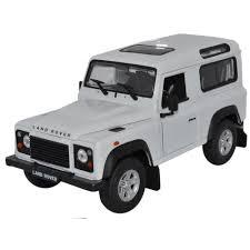 land rover defender welly white land rover defender diecast model 16 00 hamleys