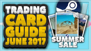 how to get the steam summer sale trading cards steam summer sale