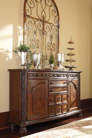 Home Decor Ideas For Dining Rooms Furniture Elegant Ashley Furniture North Shore For Home Elegant