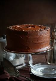 brown cake chocolate avocado cake i am baker