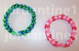 easy bracelet images New over easy bracelet beginner level rainbow loom crazy loom jpg