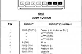 2002 mazda protege car stereo wiring diagram wiring diagram