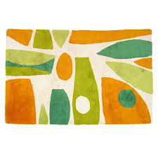 Modern Abstract Area Rugs Mid Century Modern Abstract Area Rug Ca 1960s At 1stdibs