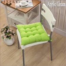 Kitchen Chair Seat Replacement Kitchen Room Wonderful Indoor Chair Pads With Ties Bar Stool