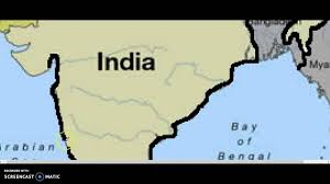 Pakistan Map Blank by Blank Map India Youtube