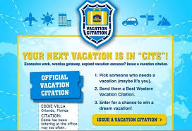 vacation gift cards do you use all your vacation comment to win a 100 best western