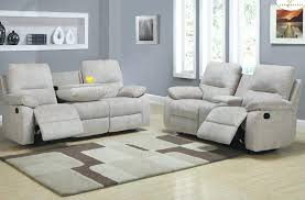 Reclining Sofa With Center Console Recliner Sofa With Console And Reclining W Center
