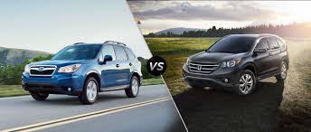 subaru forester vs honda crv ideal honda crv vs subaru forester for autocars decoration plans