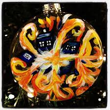 21 best dr who inspired ornaments images on