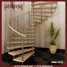 Helical Staircase Design Charming Double Stringer Spiral Stairway Helical Staircase Design