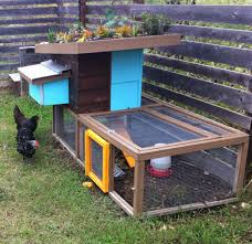 eco friendly chicken coop constucted by barley u0026 pfeiffer