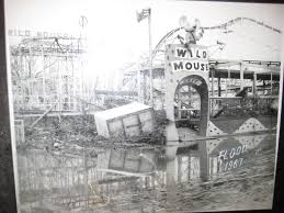 wild mouse at coney island 1967 flood historic cincinnati