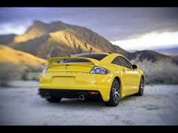 mitsubishi 3000gt yellow view of mitsubishi eclipse gt photos video features and tuning