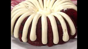copycat nothing bundt velvet cake
