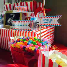 circus baby shower ideas with baby shower ideas gallery