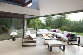 Outdoor Modern Patio Furniture Wonderful A Puzzle Of Contemporary Outdoor Furniture Adorable Home