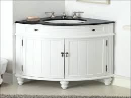 bathroom sink corner unit white bathroom cabinet corner ideas