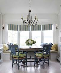 dinning roman shades dining room curtain ideas window shades