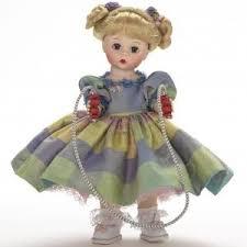madame doll company jumping rope baby