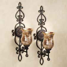 Silver Wall Sconce Candle Holder Wall Sconces Contemporary Candle Wall Sconces Silver Wall Candle
