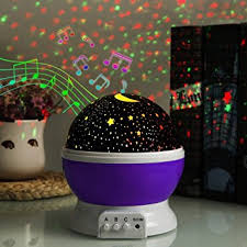 night light projector for kids amazon com star night light projector for kids children s music