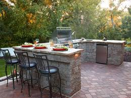patio barbecue outdoor bbq plans outdoor kitchen building and