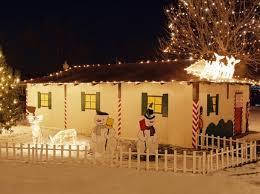lighted santa s workshop advent calendar santa s workshop gardner ks