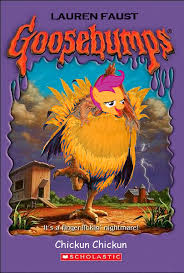 Goosebumps Meme - 331041 book chicken chickun comic sans cover edit