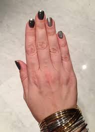 wonderful silver nails designs nail art designs