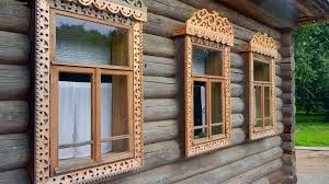 dacha house in russia