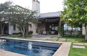 Pool Patios And Porches Hill Country Style And A Downtown View In The Garden Of Ruthie