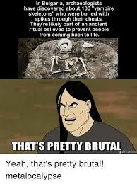Metalocalypse Meme - 25 best memes about metalocalypse metalocalypse memes
