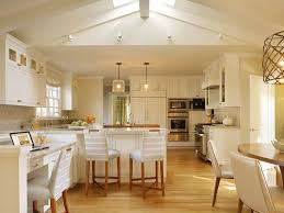 Cathedral Ceiling Lighting Ideas Suggestions by Pendant Light Vaulted Ceiling With Kitchen Lighting Ideas Kutsko
