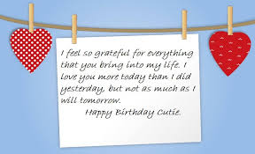 birthday cake wishes with greeting cards for her best wishes