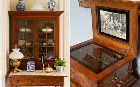 Antique Home Decor A New Home Rich In Antiques