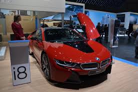 cars bmw red 2016 geneva motor show bmw i8 protonic red edition makes world debut