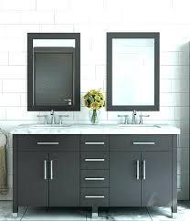 Toronto Bathroom Vanity Modern Vanities Bathroom Grand Bath Vanity With Marble Top
