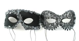black masquerade masks for women black sequined mask for couples masquerade express