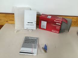 lennox honeywell fireplace wall thermostat color white part