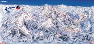 New Mexico Ski Resorts Map by Verbier Piste Map U2013 Free Downloadable Piste Maps