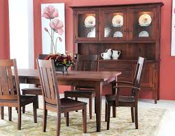 dark wood dining room table and chairs sets furniture formal en