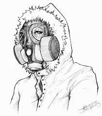 kenny gas mask by suchanartist13 on deviantart
