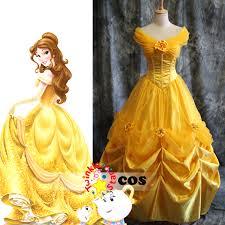 Halloween Costumes Belle Beauty Beast Aliexpress Buy Halloween Costumes Women Princess