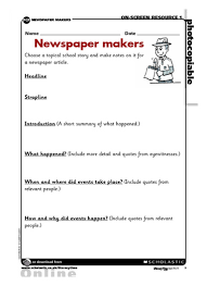 news report template best photos of newspaper story format blank front page newspaper